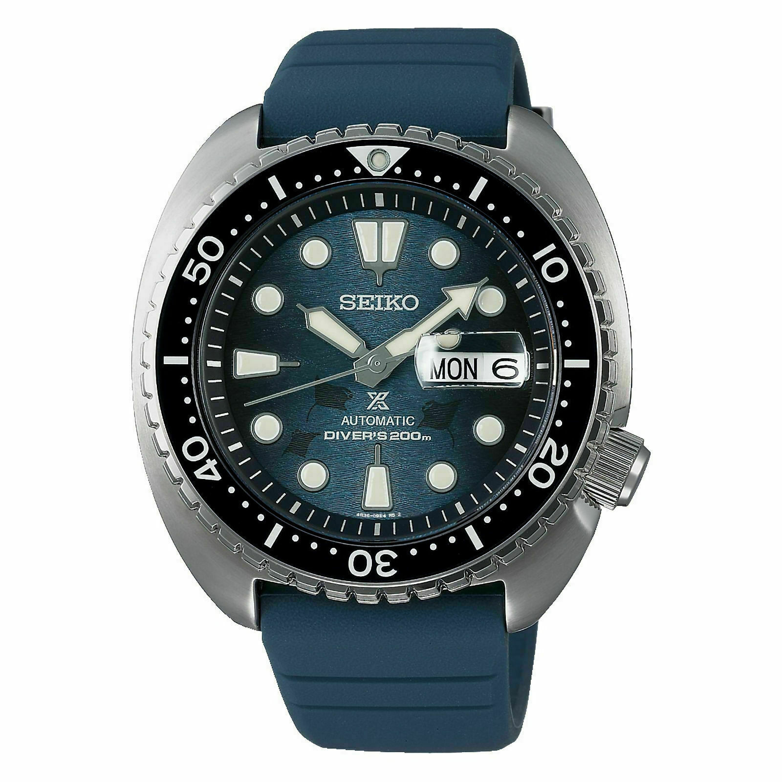 SEIKO Prospex King Turtle SRPF77 Save The Ocean Automatic Watch