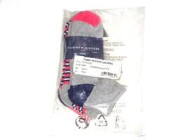 New Tommy Hilfiger 3 Pack Pairs Low Cut Kids Socks Size L 3-8.5 Pink Gra... - $12.99