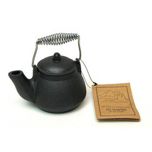 Old Mountain Cast Iron Mini Tea Kettle 1.5 Cups - $43.19