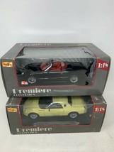 Maisto Premier Ford Thunderbird Show Car Lot 1:18 - Yellow Black - $38.69