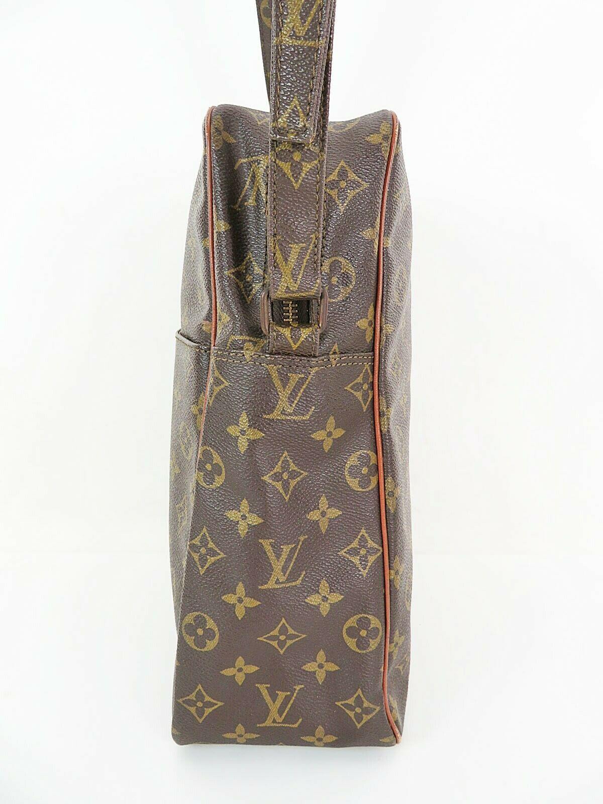 Auth VTG LOUIS VUITTON Marceau Monogram Messenger Shoulder Bag #34998 image 5