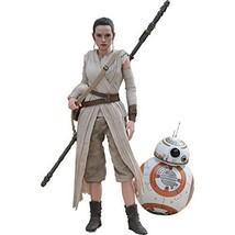 NEW Movie Masterpiece Star Wars The Force Awakens REY & BB-8 1/6 Figure ... - $281.45