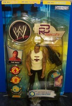 "NEW! 2002 Jakk's Pacific R3 Tech Series #2 ""The Rock"" Action Figure {2590} - $19.79"