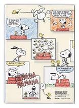 Delfino 2017 notebook snoopy crayon comic Septe... - $39.64