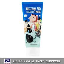 [ ELIZAVECCA ] Milky piggy Hell-Pore Clean Up Mask 100ml +NEW Fresh+ - $10.64