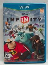 WALT DISNEY INFINITY  2.0 Edition Nintendo Wii U 2014 VIDEO GAME - €13,04 EUR