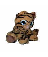 "2017 Build A Bear Striped Tiger Cub With Sound Box Plush Stuffed Toy 12"" - $19.80"