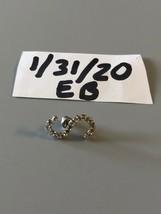 "Vintage Rhinestone ""S"" Pin - $6.92"