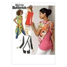 BUTTERICK PATTERNS B62160Y0 Misses Tunic, Y (XSM-SML-MED) - $6.32