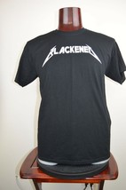 Blackened Metallica Tribute Band Mens L Black Graphic T Shirt Short Sleeves - $16.33