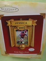 "Hallmark ""Every Kid's A Star"" Christmas Ornament 2005 ""Soccer"" Photo Holder - $5.93"