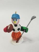 Hallmark Keepsake Ornament - All around Sports Fan - 1997 - $5.30