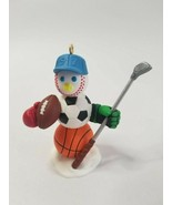 Hallmark Keepsake Ornament - All around Sports Fan - 1997 - $5.30