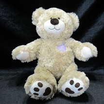 Build-A-Bear Workshop Teddy Bear Patches Corduroy Paws Plush Toy Stuffed... - $29.99