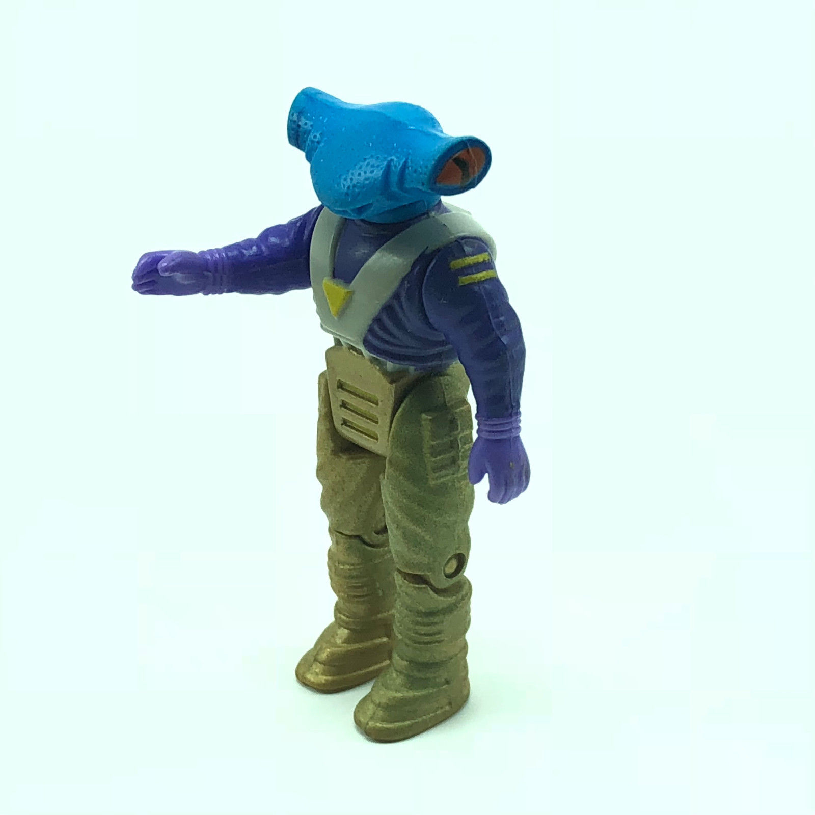 DINO RIDERS Parts Triceratops HAMMERHEAD action figure Tyco