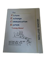 The Picture Exchange Communication System Training manual 2nd PECS - w/ CD - $48.51
