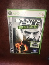 Tom Clancy's Splinter Cell: Double Agent - XBOX 360 - $7.52