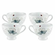 Lenox Butterfly Meadow Tea Cups, Set of 4 - Open Stock - $44.99