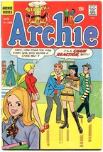 Archie #199 1970-Betty-Veronica-Jughead- chain belt gag cover G/VG - $24.83
