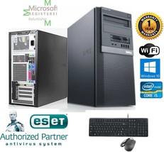 Dell Tower PC DESKTOP Intel Core I5 650 3.20 GHz 16GB RAM 1TB SSD Window... - $677.04