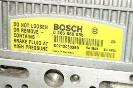 Mercedes W211 E320 E350 E-Class Brake ABS Pump Unit Module 0265960035 BOSCH image 3