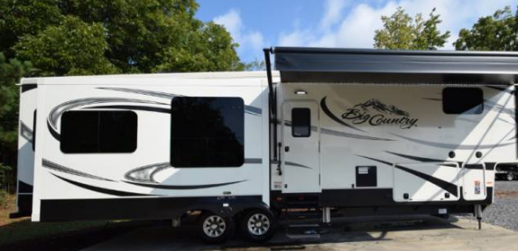 2017 Heartland BIG COUNTRY 3560 SS Fifth Wheel For Sale In Charlotte, NC 28273