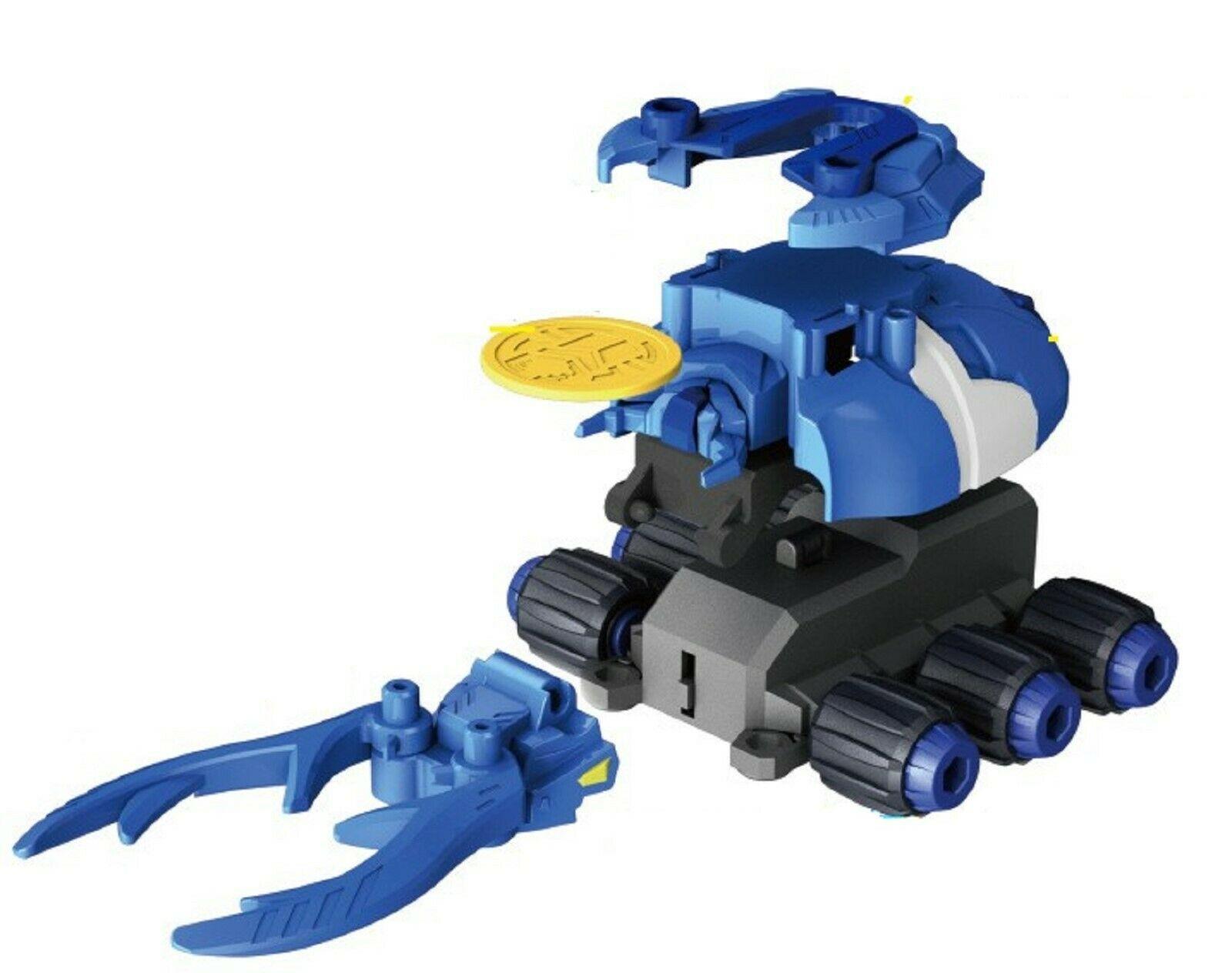 Bugsbot B-02 Ignition Basic Battle Muta Action Figure Battling Bug Toy