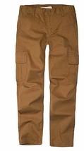 Levi's Nwt  Junge Kamel Cargo Taper Bein Stretch Jeans Größe 12 Regular Fit - $23.75