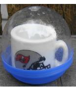 Tampa Bay Buccaneers Ceramic Mug in Bubble Souvenir - $23.00