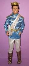 Barbie Ken 2003 Fantasy Tales Fairy Tale Prince Blonde Rooted Doll OOAK ... - $16.00