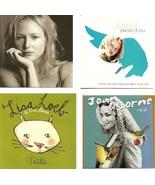 Lot of 4 CDs Jewel Lisa Loeb Joan Osborne - No Cases - $1.99