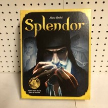 Splendor Board Game Marc Andre Asmodee 2-4 Players Complete 2017 - $29.69