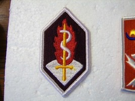 Army Full Color Patch Military Research & Developement Current MANUFACTURER:K6 - $3.00