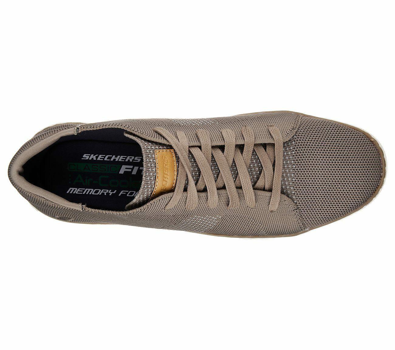 65088, SKECHERS, Lanson Revero, USA Men's Lace Up, Classic Fit, Casual Shoes image 11
