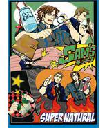 Supernatural Yaoi Doujinshi Sam's Kitchen Wincest Sam x Dean Joe & Kevin - $19.90
