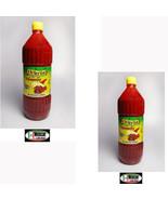 2 pcs Mexican Hot Sauce Chilerito Chamoy (Mejor Chamoy de Mexico) 1L bottle - $28.00