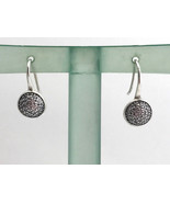 Authentic Pandora Dazzling Droplets, Clear CZ Earrings 290734CZ New - $62.69