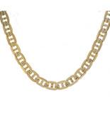 "Mens 14K Yellow Gold Gucci Link Diamond Cut Chain 24"" Inches 59.5 Grams - $3,830.31"