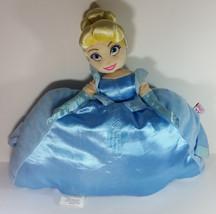 Cinderella Pillow Plush 21in Disney Princess Snuggle Friends Stuffed Dol... - $9.99