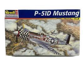 Revell 85-5241 P-51D Mustang 1:48 Scale Plastic Model Kit  - $20.99