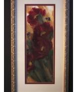 Elizabeth McMahon Painting Under Glass - $35.00