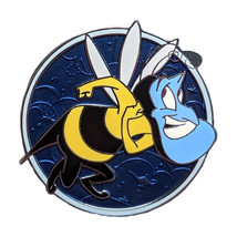 Aladdin Disney Lapel Pin: Genie Bee - $21.90