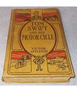 Tom Swift and His Motor Cycle 1910 First in Series Book Victor Appleton - $19.95