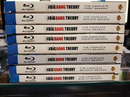 Big Bang Theory Seasons 1-8 [Blu-ray] - $69.95
