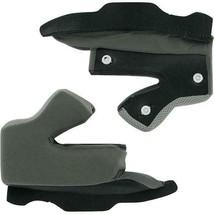 AFX Helmet Cheek Pads for FX-19 2012 Gray Md 0134-1355 - $13.96