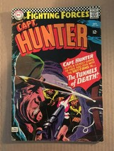 Our Fighting Forces #103 DC Comic Book VG Condition 1966 CPT. HUNTER - $3.59