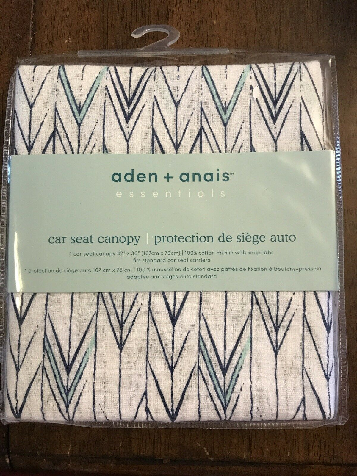 Primary image for Aden + Ana is Car seat Canopy New With Tags