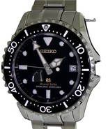 New Seiko Grand Seiko spring drive titanium limited edition  - $5,000.00