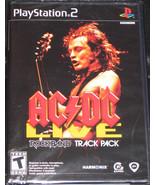AC/DC Live PlayStation 2 - $6.99