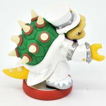 Nintendo Super Mario Odyssey Bowser Groom Wedding Amiibo Loose Character Figure image 4
